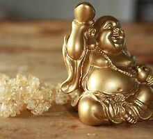 abundance buddha by eiril