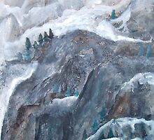 Misty Mountains No. 3 by Ava McNamee