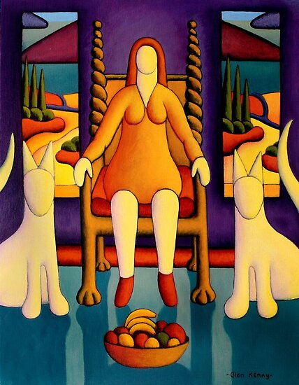 The offering by Alan Kenny