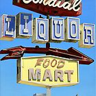 Cordial Liquor by Michael Ward