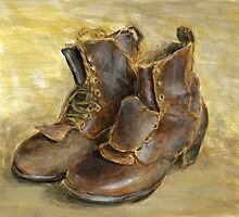 Ol' Boots by Michael Beckett