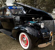 Black Chevy by Michael Howard