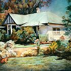 The Devanney Homestead, Seymour by Lynda Robinson