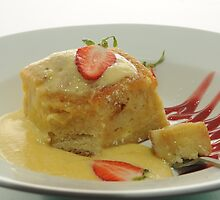 bread and butter pud by jon  daly