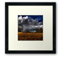 Blarney House, Ireland Framed Print