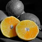 Oranges and Limes by Laura Mitchell