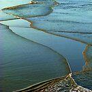 Sea abstract (2) by Gili Orr