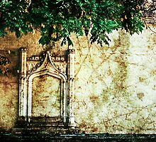 Secret Entrance by Caroline Gorka