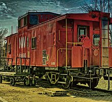 End of the line... by balexander101