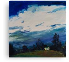Tuesday, Tasmania Canvas Print