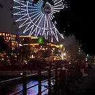 Chatan Ferris Wheel in Asia 2 by J. Martinez