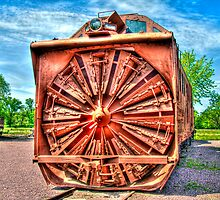 Wisconsin Snowblower by ECH52