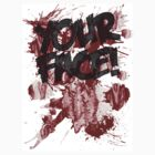 """Your Face"" shirt by Jake Tragedy"