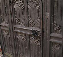 Door in a door by KMorral