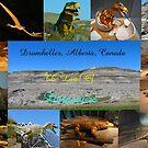 Dinasour City, Drumheller Alberta by MaeBelle