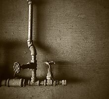 Valves and Pipes by YoPedro