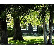 Conrad Mansion 2 Photographic Print