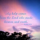 My Help Comes by June Holbrook