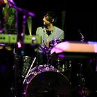 Drummer in the Moment by OPTATIVE