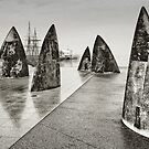 Sails 2 - Geelong by Hans Kawitzki