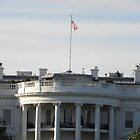 The White House by worldwideart