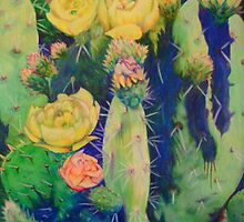 Desert Bloom by Diana Cardosi-Bussone