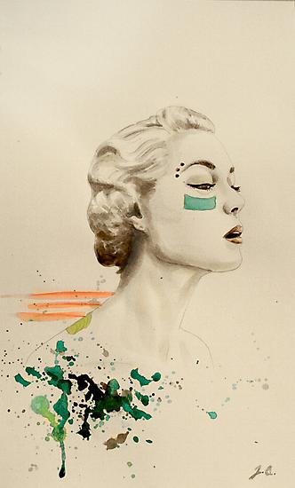 Vintage Modern 4 by Jessica Ashburn