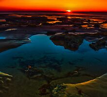 Dawn at Point Lonsdale #3 by Jason Green