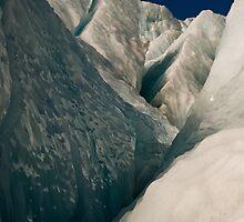 Franz Josef Glacier by Tannachy