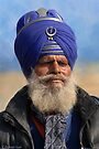 PORTRAIT OF NIHANG SINGH by RakeshSyal