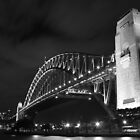 Sydney Harbour Bridge by Martyn Baker | Martyn Baker Photography