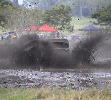 Fun in the Mud by AlexKokas
