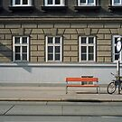 Wiener Straen - Vienna Streets by Richard Plumridge
