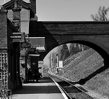 Rothley Station by David J Knight