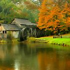 Mabry's  Mill by Darren Fisher