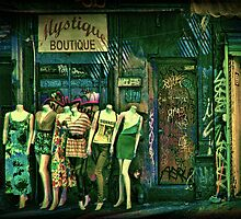 Mystique Boutique by Chris Lord