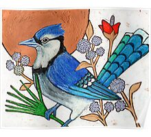 Blue Note (The Blue Jay) Poster