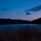 Vallecito Reservoir Sunset by gail anderson