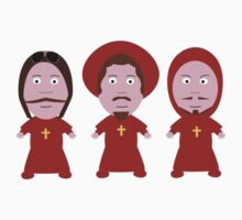 Unexpected: The Spanish Inquisition by sketchie