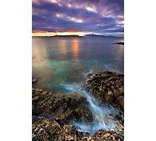 Scotland : Tranquil Tide Photographic Print