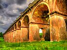 Balcombe Viaduct (Ouse Valley, West Sussex) - HDR 2 by Colin J Williams Photography