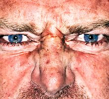 The Angry Man by Calelli