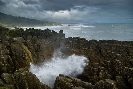 Blowhole by Tannachy