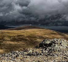 Stybarrow Dodd from Raise by David Robinson