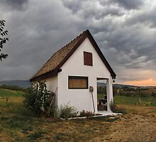 On The Crossroad and Bracing for the Storm by Peter Kurdulija