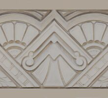 Art Deco Relief by Christopher Biggs