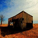 broken down shed by adouglas