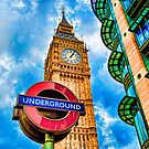 Shocking Show Off - Bright Big Ben:-) by DonDavisUK