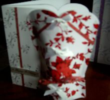 Rose corset card by anaisnais