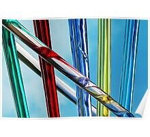 Swizzle Sticks Poster